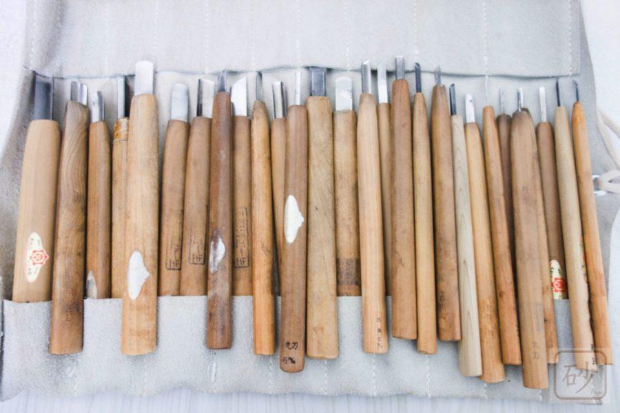 木彫り道具 彫刻刀