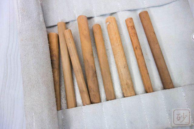 彫刻刀の袋