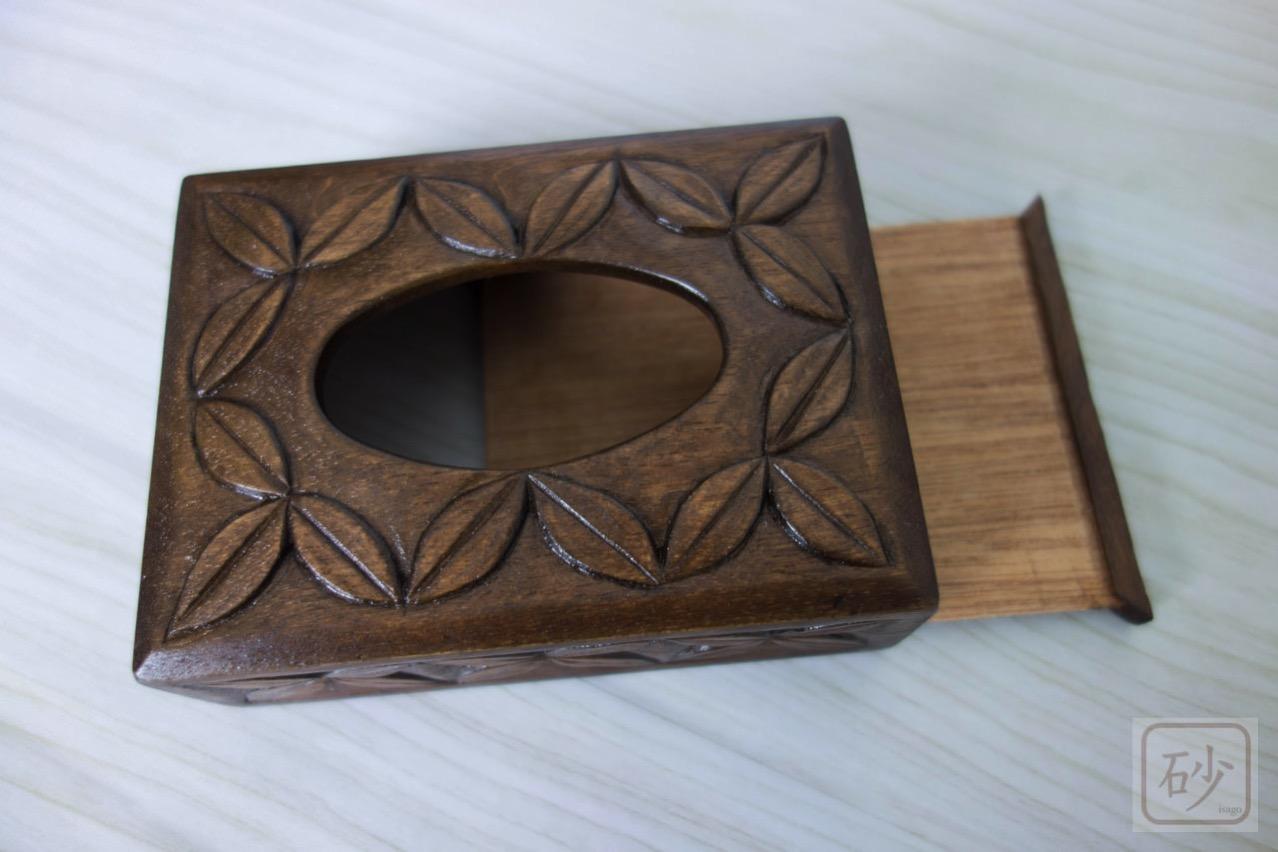 木彫り道具 塗料