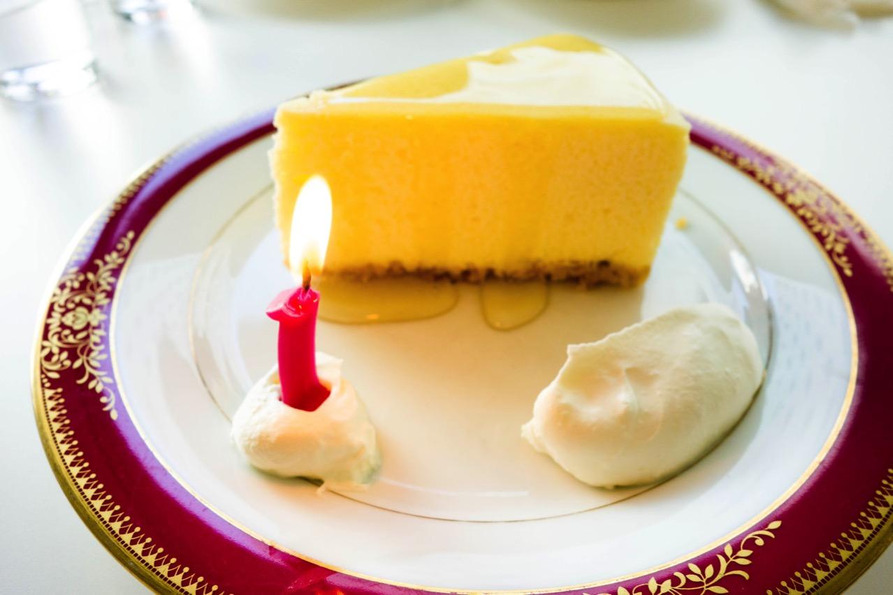 六花亭 誕生日のおもてなし ケーキ無料【歌付き】