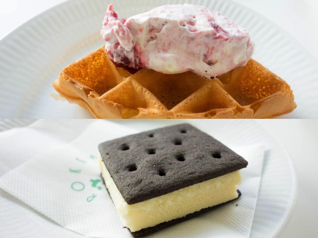 六花亭ケーキ