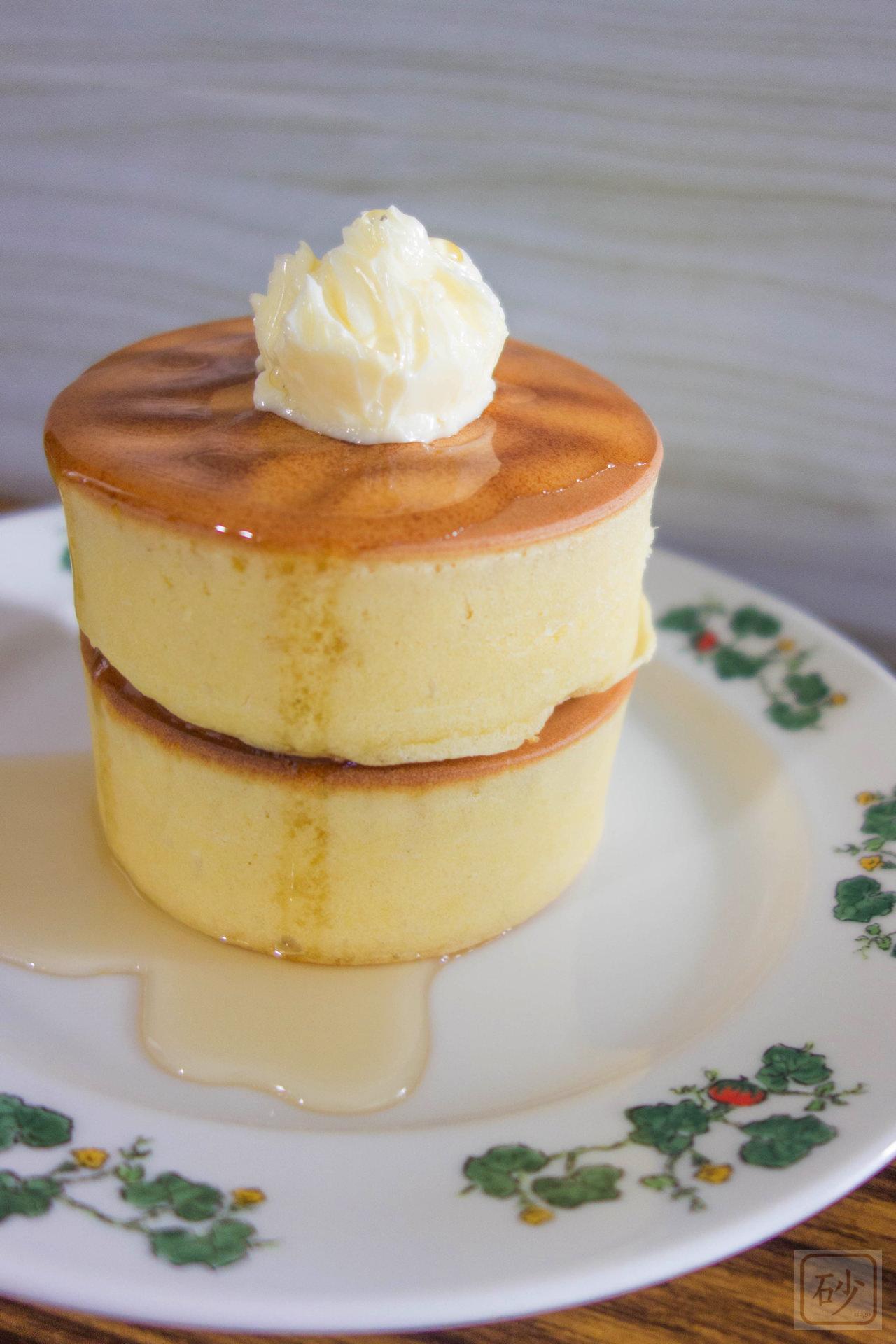 Make thick baked hot cake08