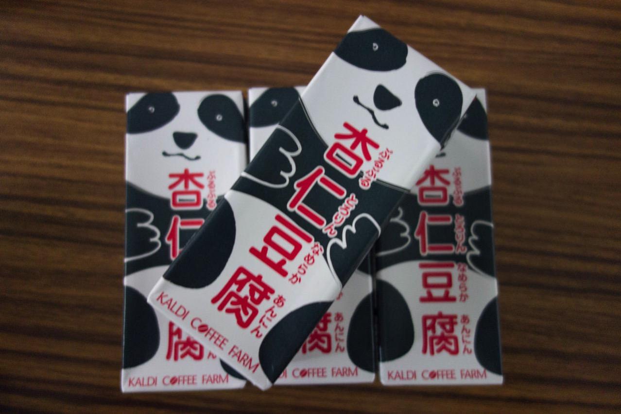 カルディ杏仁豆腐