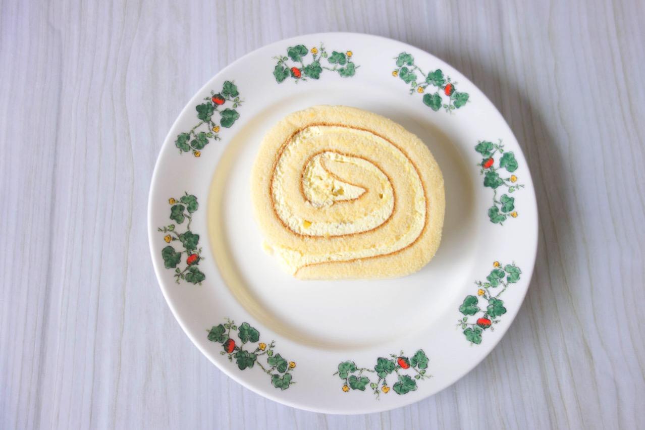 中札内産たまごのロールケーキ マロン