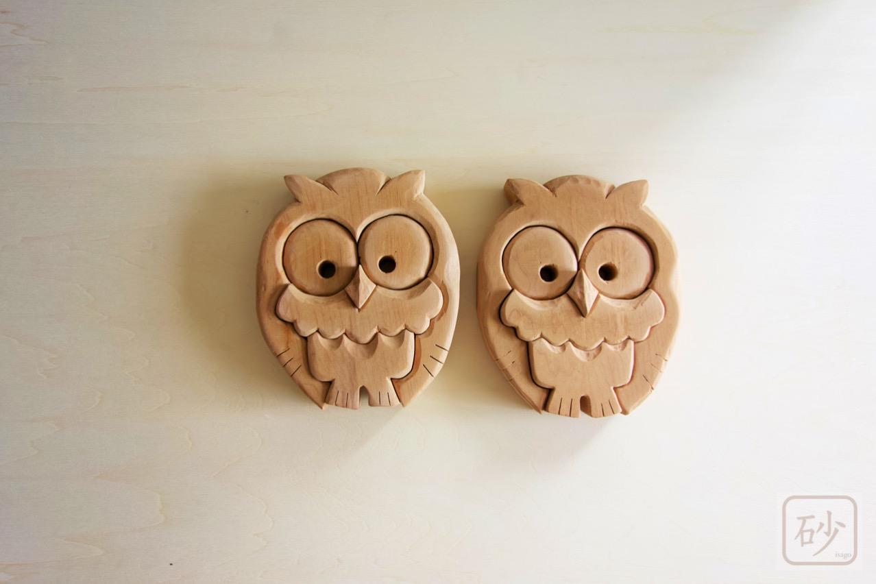 Kumiki owl02