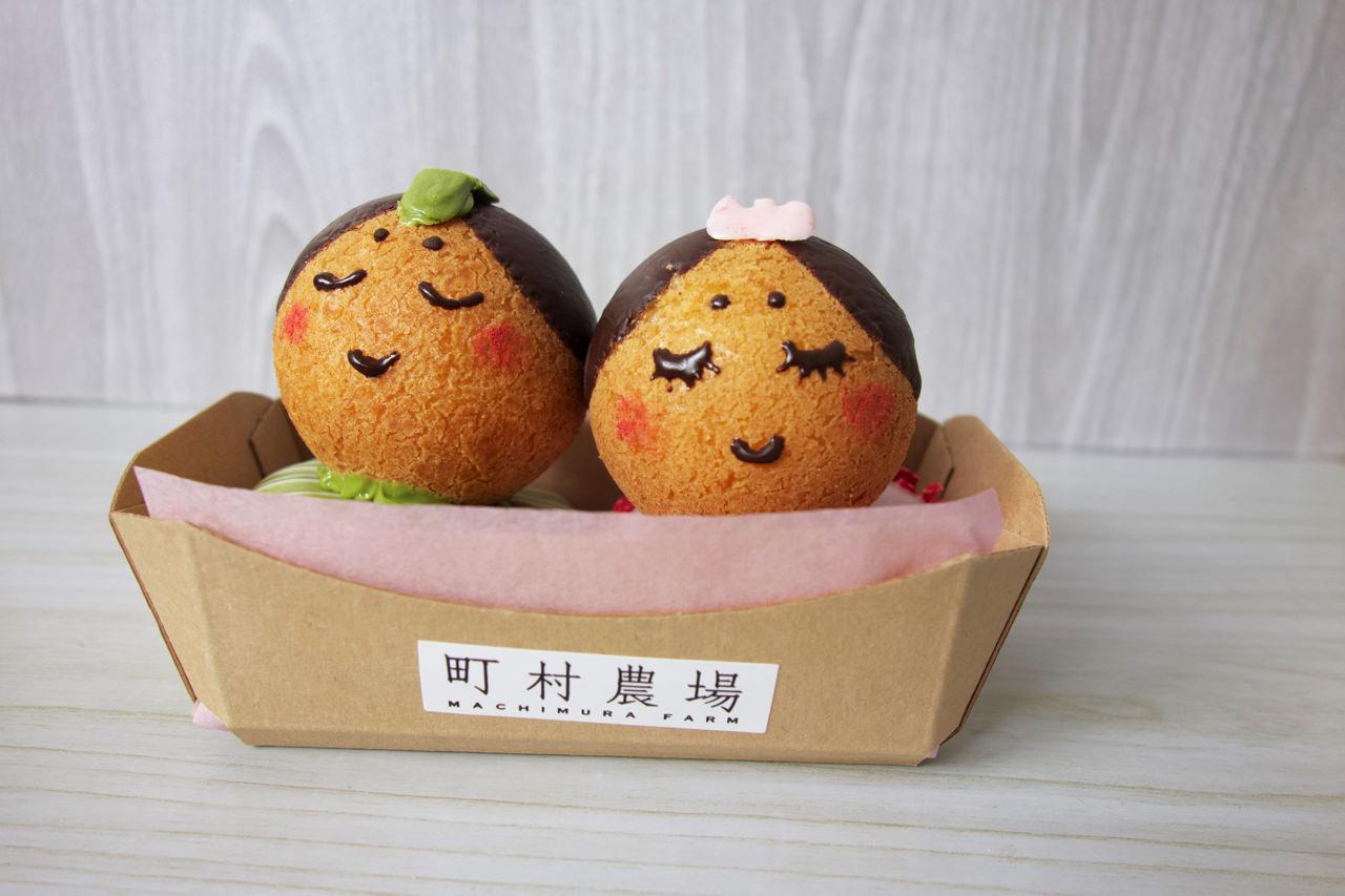町村農場 ひなまつりドーナツがカワイイ【大通ビッセ】