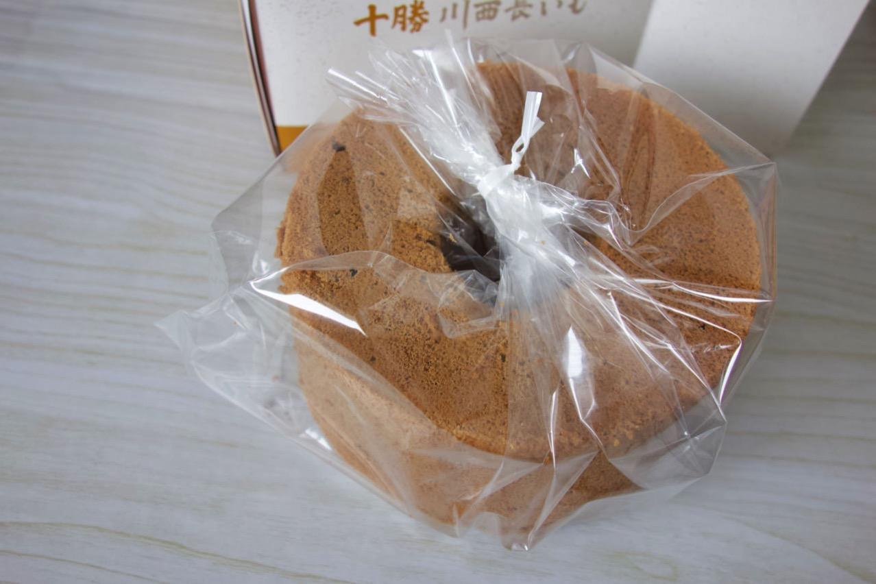 シフォンケーキ エスプレッソ