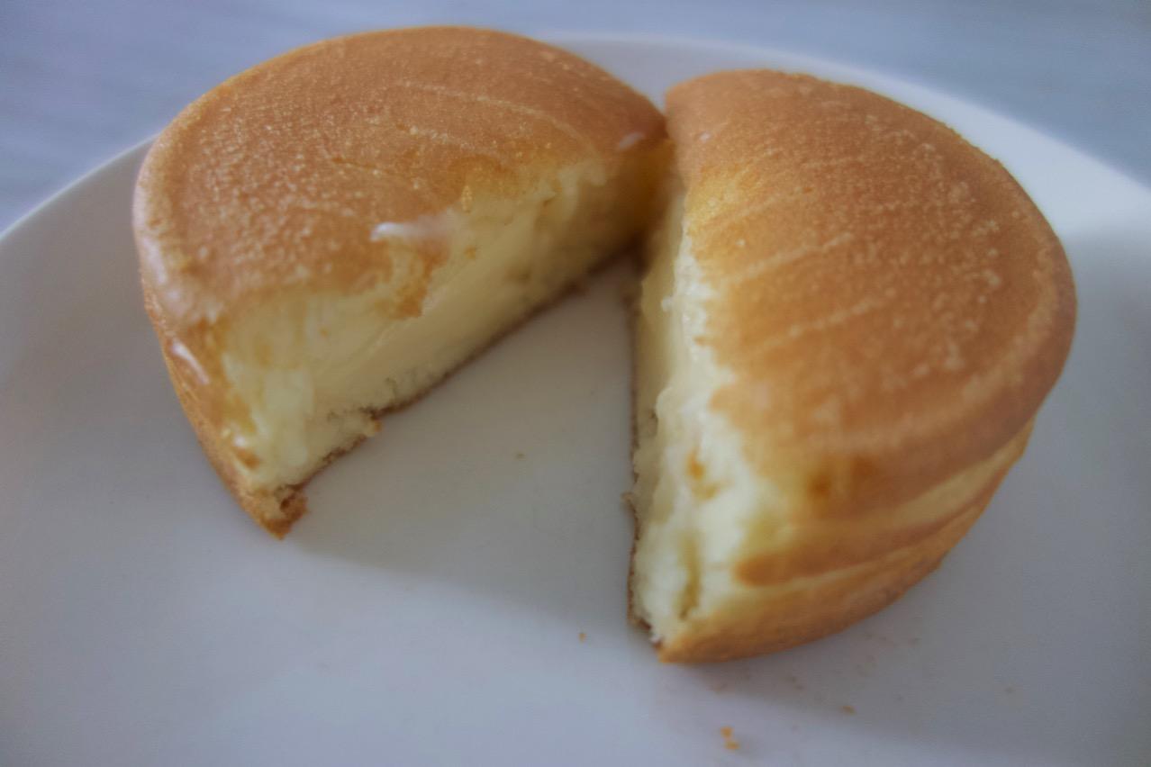 今川焼クリームチーズ
