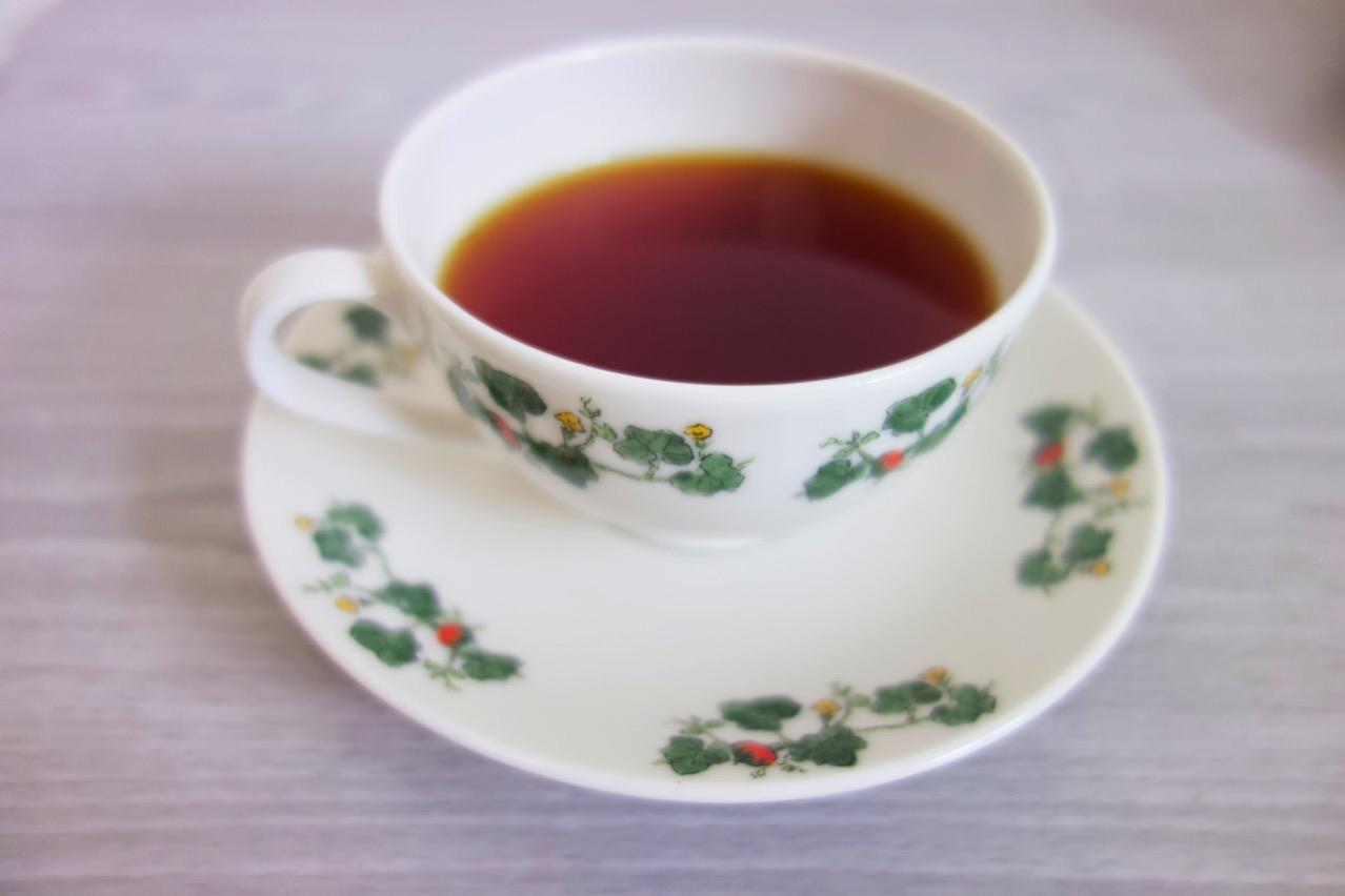 六花亭ティーカップ&ソーサー