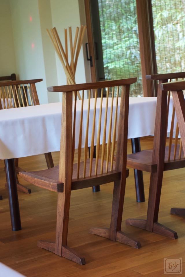 六花山荘の内装