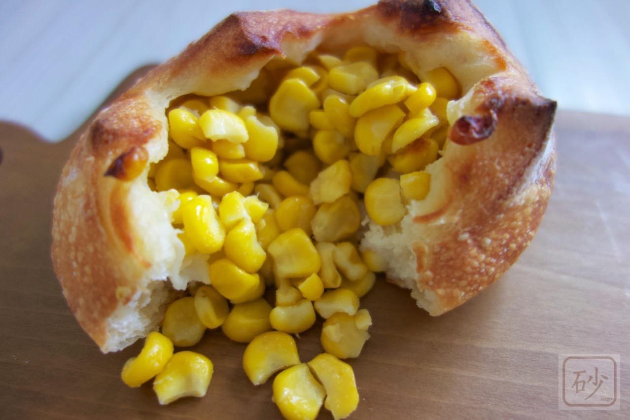 koboreコーンパン