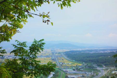 嵐山展望台へ行ってきた【旭川市】