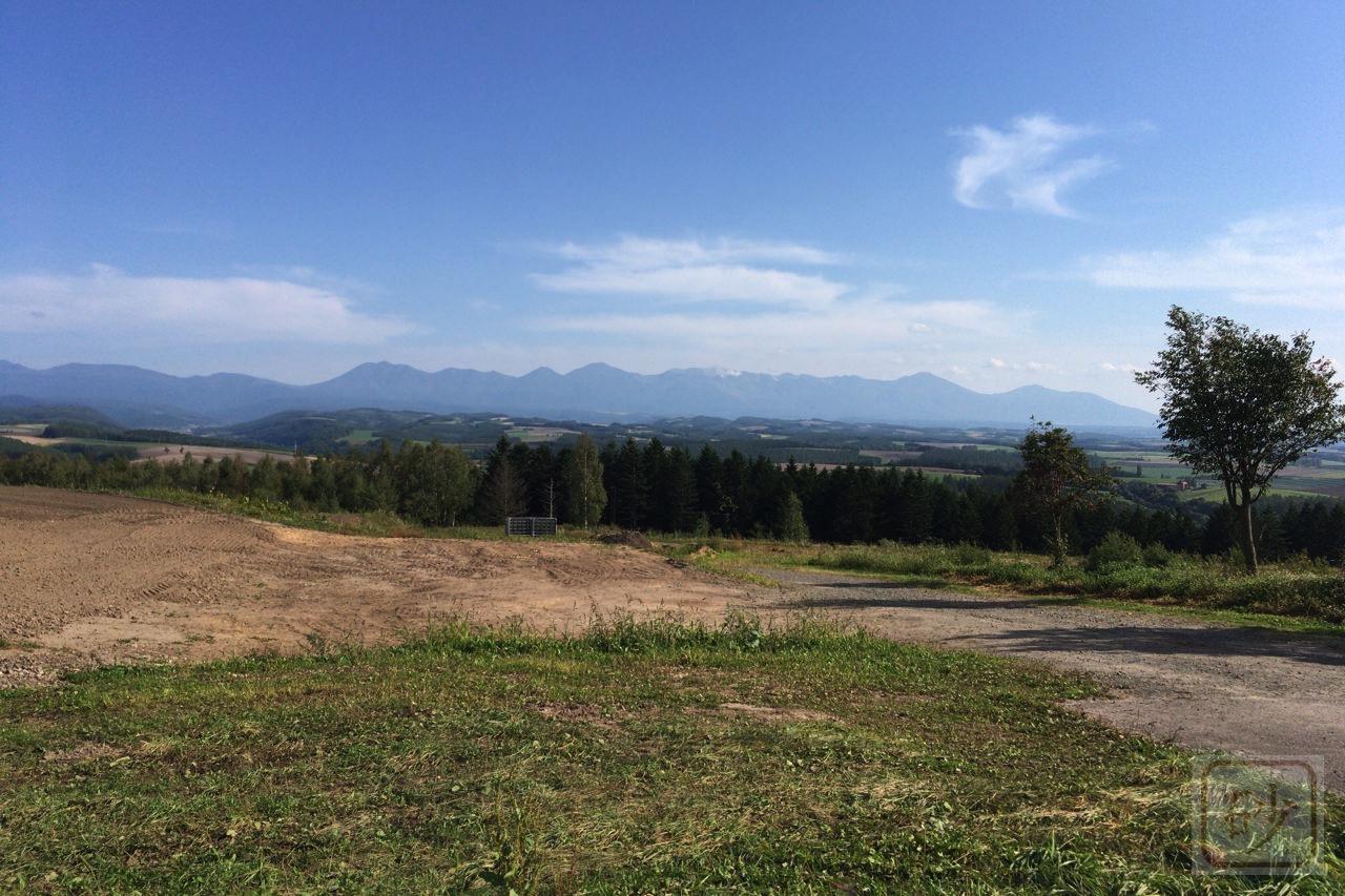 就実の丘景色