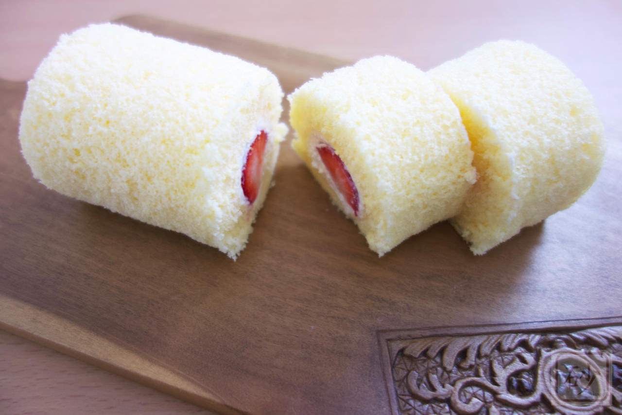 六花亭 恵方巻 イチゴ