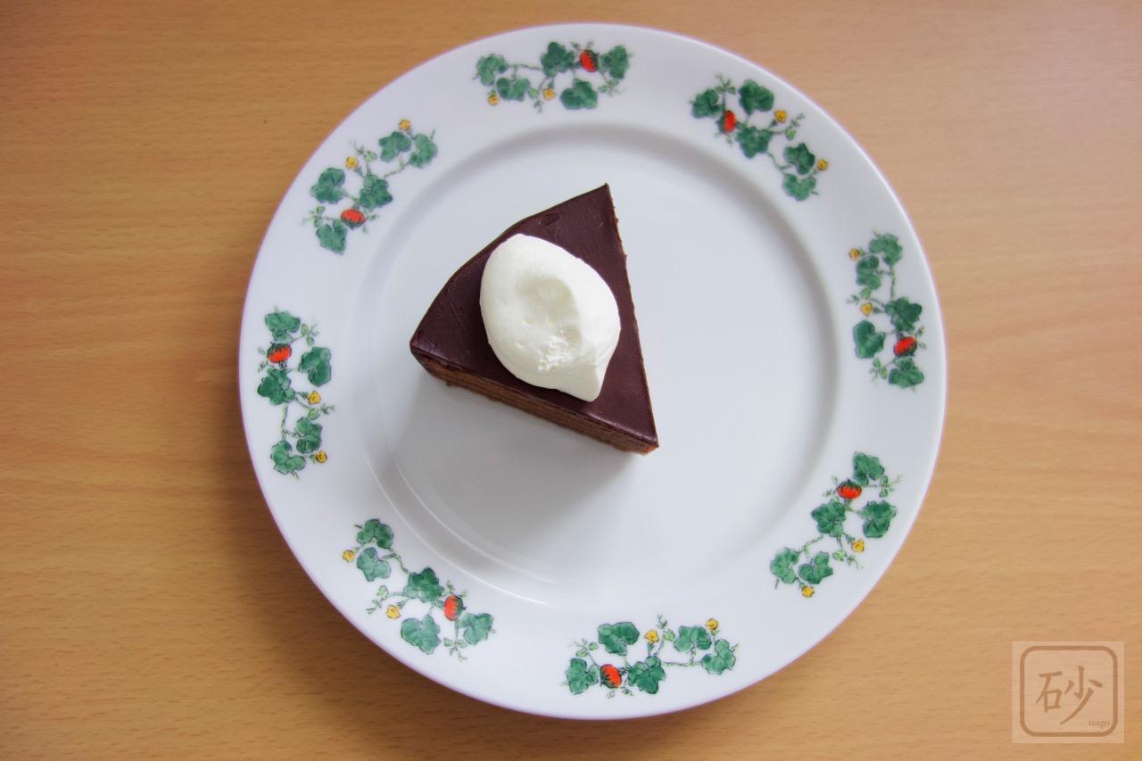 ザッハケーキ