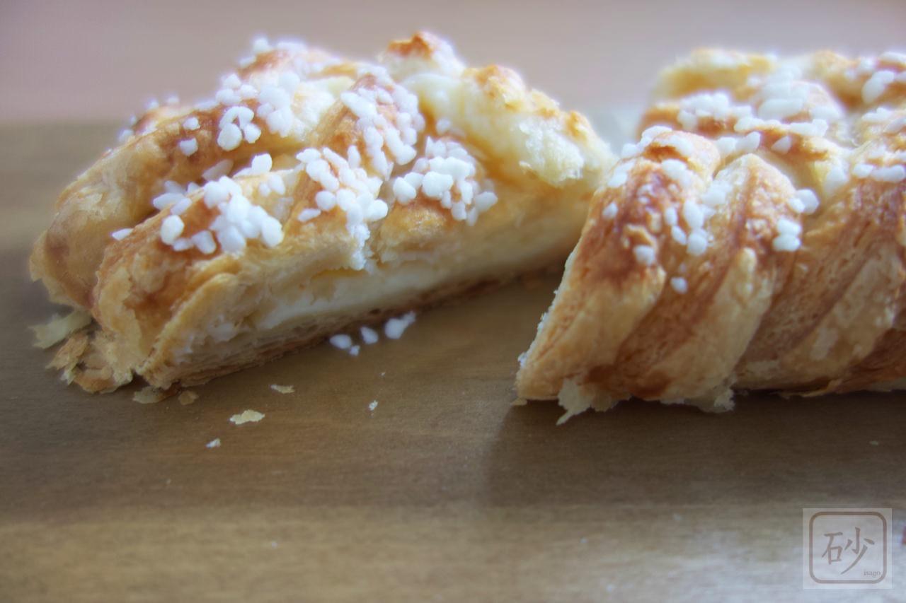 セイコーマートのレモンチーズパイ