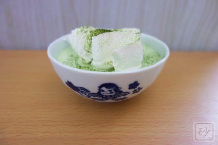 不二家 有田焼抹茶クリームティラミスの器が欲しくて買う【和菓子の日 】