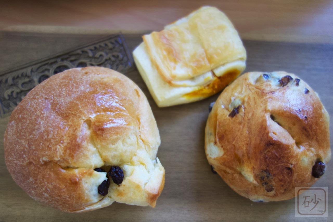 ボストンベイクのパン