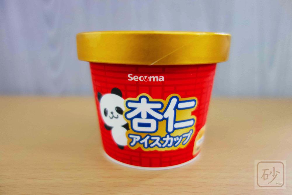 杏仁アイス