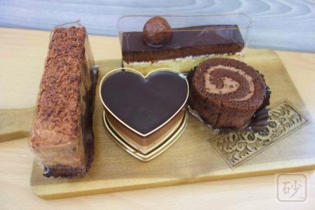 六花亭おやつ屋さん4月 第2弾チョコレートケーキ詰め合わせ