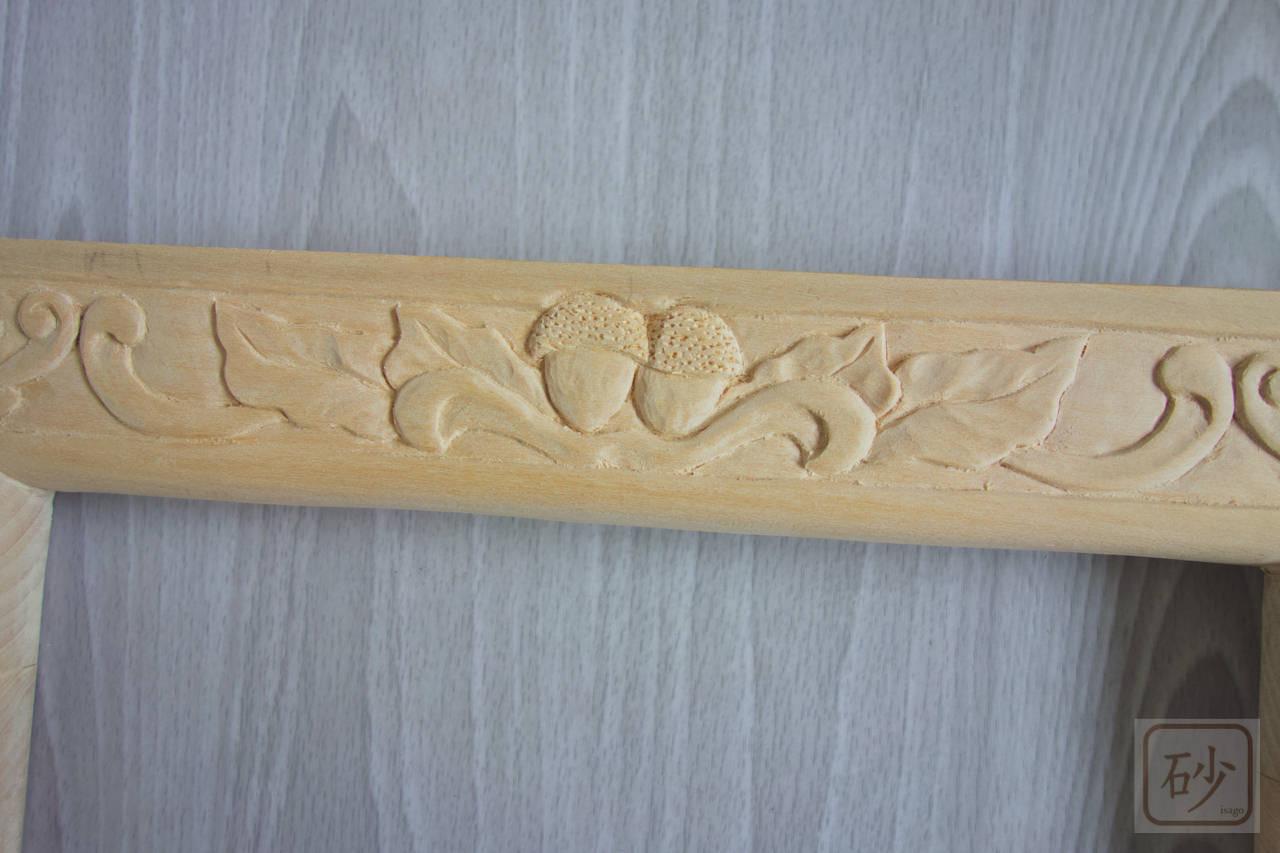 木彫りどんぐり