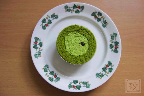 六花亭ロールケーキ抹茶
