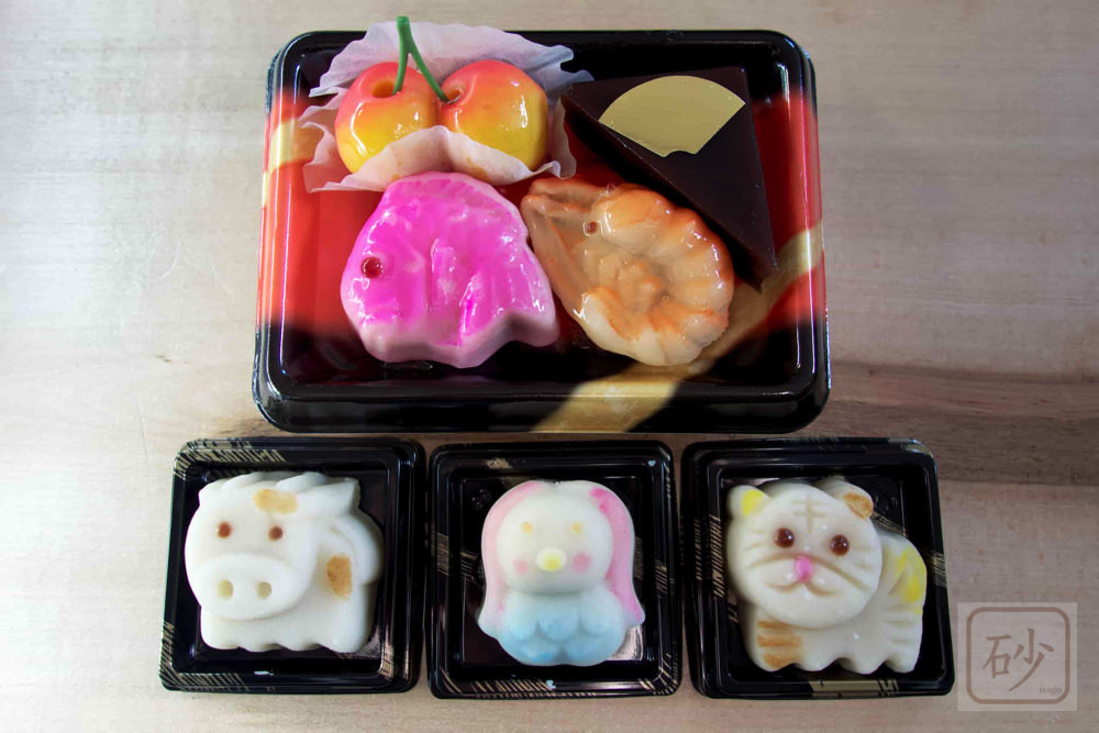 お正月に食べる口取り『干支に入れなかった猫』を今年も買う【北海道】