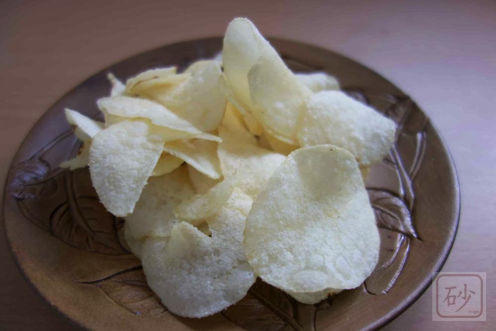 ポテトチップス とうきびバター味