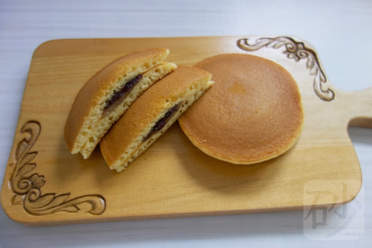 ロバパンパンケーキ