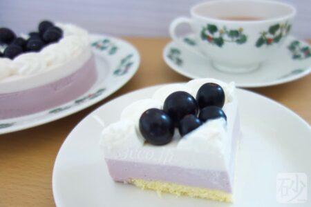 六花亭ぶどうのケーキ